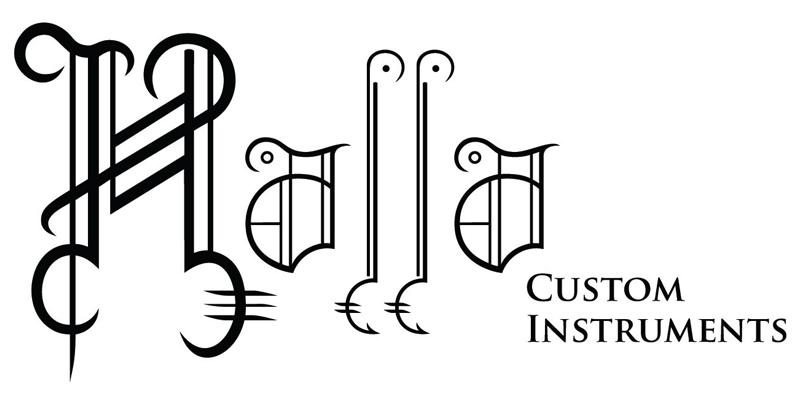 Halla Custom Instruments – kustomoituja soittimia Tampereen Messukylässä